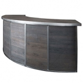 Curved Barn Bar