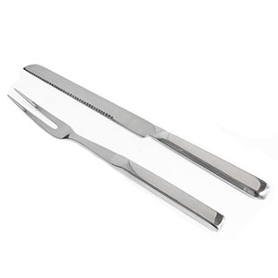 Stainless Carving Set