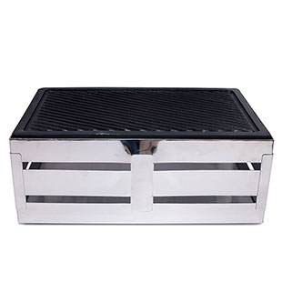Crate Stainless Display Griddle