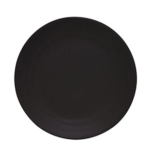 Aspen Matte Black Dinner
