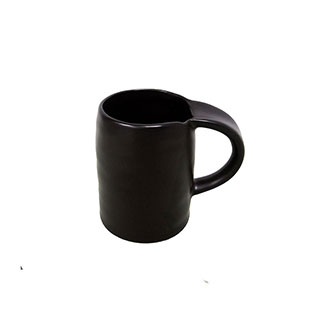 Aspen Matte Black Mug