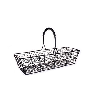 Black Wire Basket Md