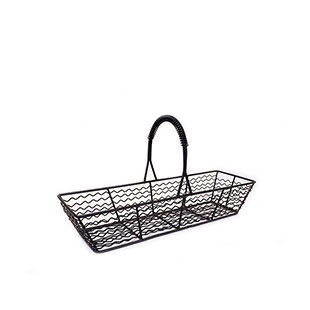 Black Wire Basket Sm